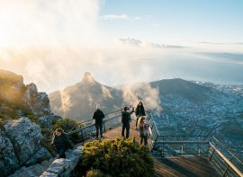 Luxury holiday accommodation in Cape Town