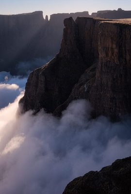 Luxury holiday accommodation in Drakensberg